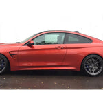 2015-2018 BMW F80/F82 M3/M4 Performance Style Side Skirts