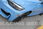 2015-2019 BMW F80/F82/F83 M3/M4 Performance Style Side Skirts (Carbon Fiber)