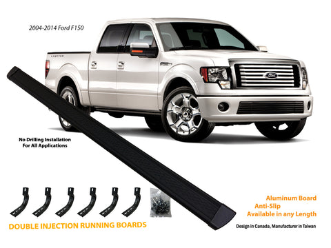 Running board for 2004-2014 Ford F150 Super Crew Cab