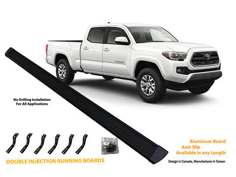 Running board for 2005-2018 Toyota Tacoma Double Cab