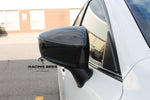 2014-2018 Mazda 3 Sedan/Hatchback OEM Style Mirror Covers (Carbon Fiber)