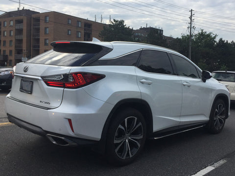 Running board for 2016-2018 Lexus RX350