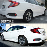 2016+ Honda Civic Lowering Springs