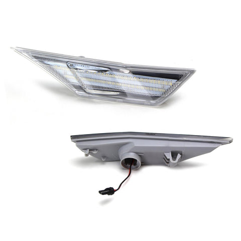 2016-2019 Honda Civic 2/4/5Door Side Marker LED Lights (Smoke/Clear)