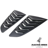 2015-2017 Ford Mustang Side Window Louvers