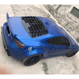 2013+ Subaru BRZ/Scion FRS/ Toyota GT86 Rear Window Louver Cover