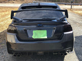 Rear Window Visor for 2015-2020 Subaru Impreza/WRX/STI