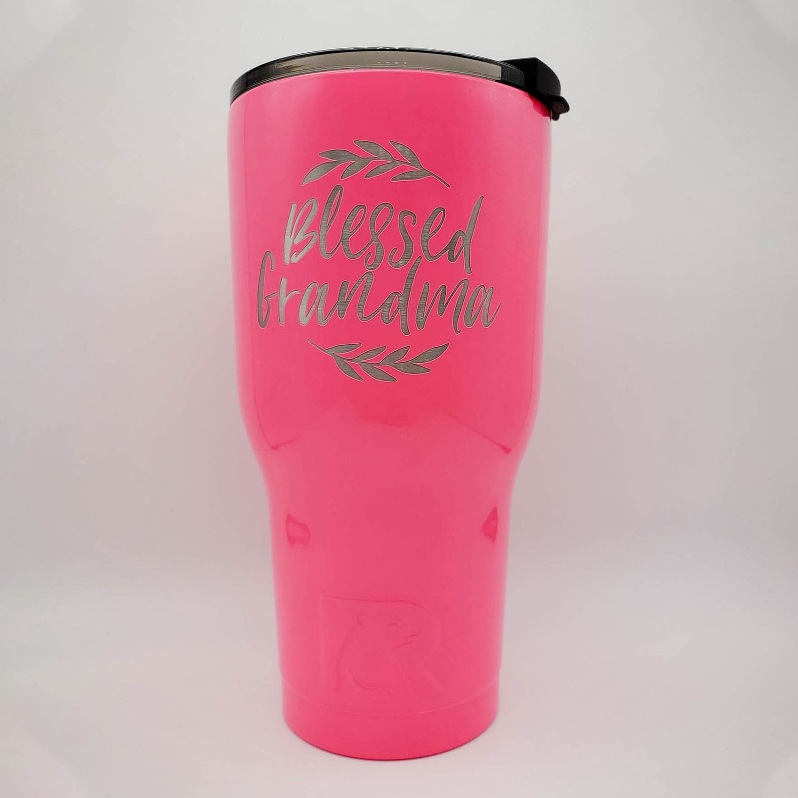 Blessed Grandma Personalized Engraved Rtic Tumbler By Sunny Box This 30oz rtic stainless steel tumbler features a multicam hydrographics finish to set it apart from the rest. blessed grandma personalized engraved