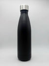 Engraved 17oz Cola Bottle Black - Creatively Crowned Engraving