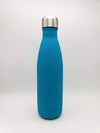 Engraved 17oz Cola Water Bottle Blue - Creatively Crowned Engraving