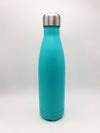 Engraved 17oz Cola Water Bottle Turquoise - Creatively Crowned Engraving