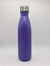 Purple Engraved 17oz Cola Water Bottle - Creatively Crowned Engraving