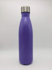 Purple Engraved 17oz Cola Water Bottle - Sunny Box