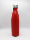 Engraved 17oz Cola Bottle Red - Creatively Crowned Engraving