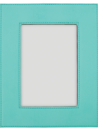Engraved 4x6 5x7 Photo Frame Teal Sunny Box