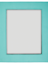 Engraved 8x10 Photo Frame Teal Sunny Box
