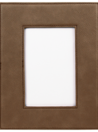 Engraved 4x6 5x7 Photo Frame Dark Brown Sunny Box