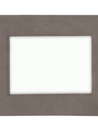 Engraved 4x6 5x7 Photo Frame Gray Sunny Box