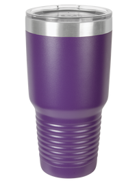 Engraved Polar Camel 30oz Purple