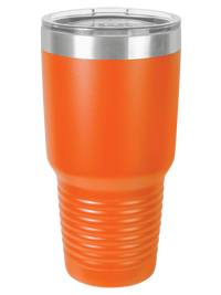 Engraved Polar Camel 30oz Orange