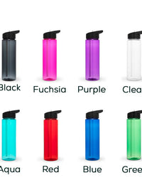 24oz Water Bottle Colors