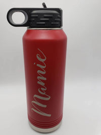 Polar Camel 32oz Water Bottle Red by Sunny Box