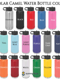 Polar Camel Water Bottle Colors Sunny Box