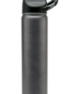 Engraved 27oz SIC Water Bottle Gunmetal Gray