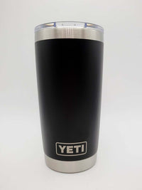 Eat Sleep Fish - Engraved YETI Tumbler