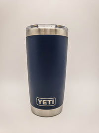 Dog Mom - German Shepherd Engraved YETI Tumbler - Sunny Box