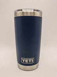 All Is Calm, All Is Bright - Christmas Engraved YETI Tumbler