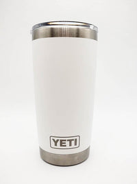 Child's Handwriting or Drawing Laser Engraved YETI Tumbler - Sunny Box