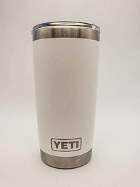 Joy Love Peace Believe - Christmas Engraved YETI Tumbler