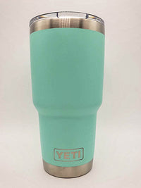 Baseball Mom - Engraved YETI Tumbler
