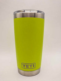 I'll Always Be Her Biggest Fan - Cheer Mom Engraved YETI Tumbler
