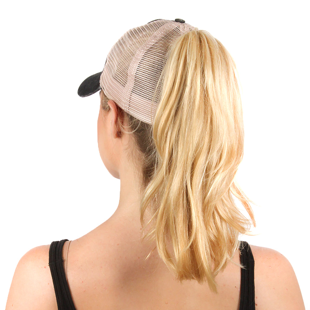 Beach Please Mesh Back Cap