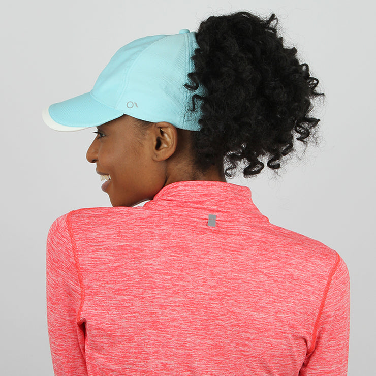 Liv Two-tone Breathable Active Cap