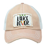 Lake Lover Patch Cap