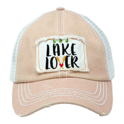 Lake Lover Patch Mesh Back