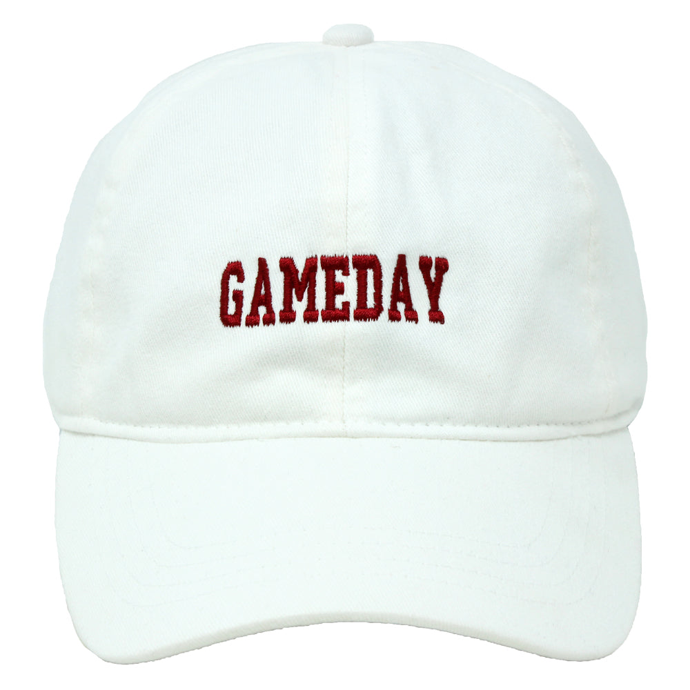 Game Day Pigment Washed Cotton Cap
