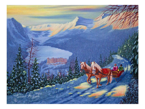 The Sleigh Ride (2013)