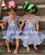 Load image into Gallery viewer, BFF Rainbow Best Friends Set - 2 Separate Pieces RIGHT and LEFT