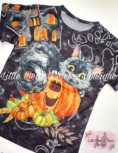 Ladies Halloween Top