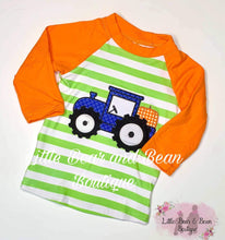 Load image into Gallery viewer, Pumpkin / Tractor T Shirt