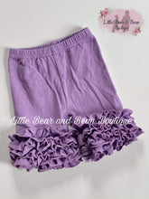 Load image into Gallery viewer, Lavender Icing Shorts