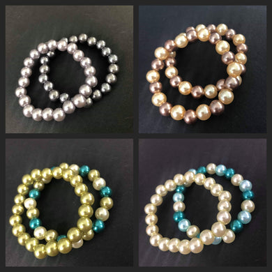 Handmade Multi Color Bracelet Sets