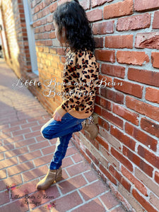 Luxe Leopard Sweater