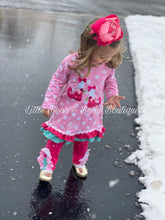 Load image into Gallery viewer, Pink Polka Dot Elf Set
