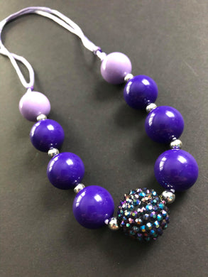 Handmade Adjustable Purple