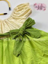 Load image into Gallery viewer, Frog Princess Inspired Dress